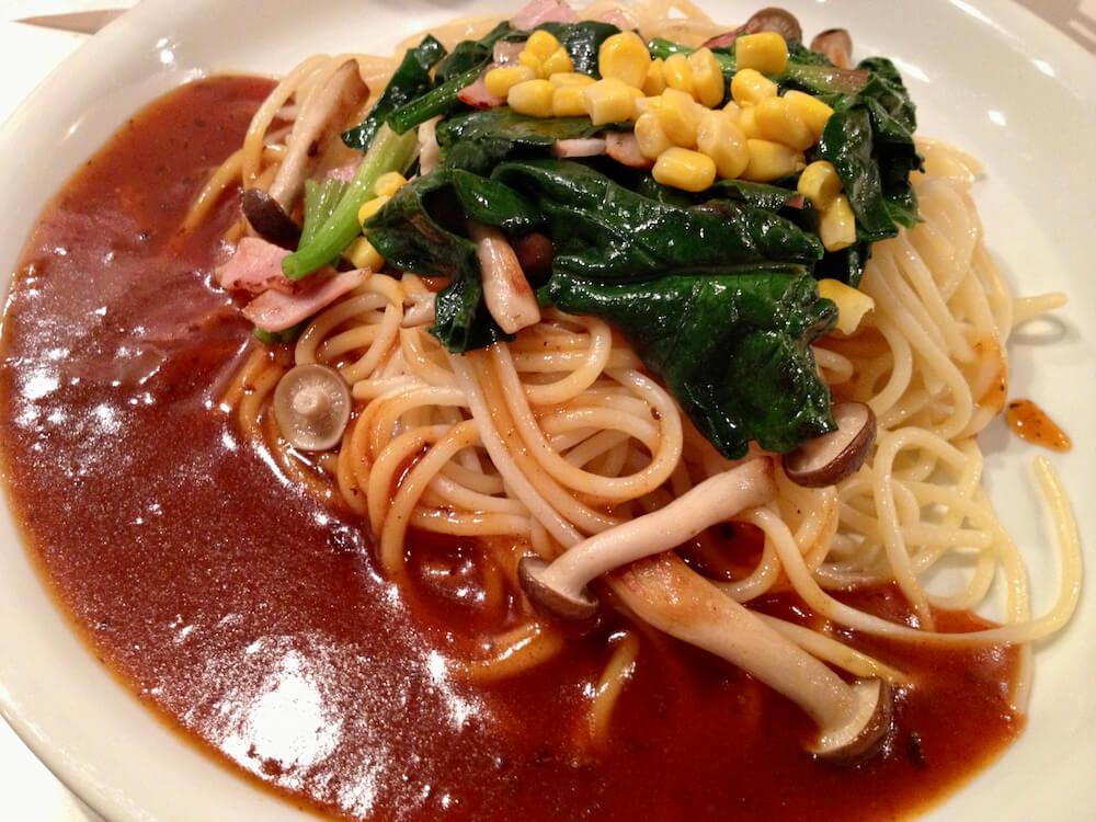 Ankake Spaghetti