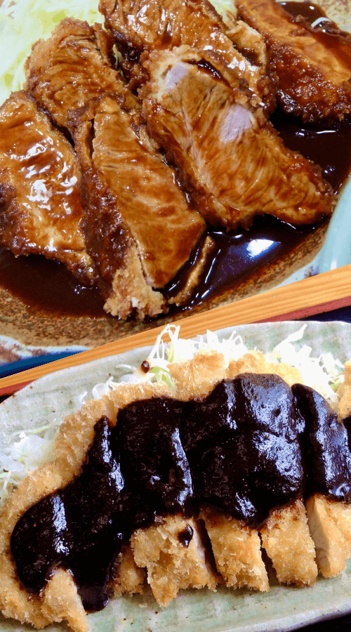 The Miso Sauce Two Types
