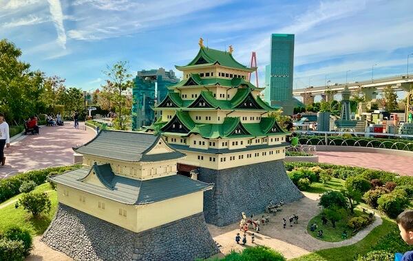 Miniland Nagoya Castle