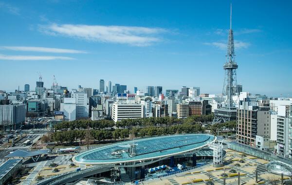 中部電力 MIRAI TOWER(旧・名古屋テレビ塔)