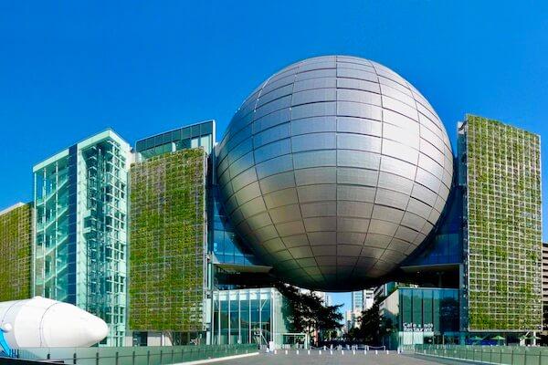 プラネタリウム・名古屋市科学館