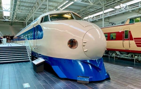 Series 0 Shinkansen Class 21