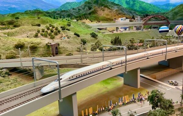 greatest railway diorama room
