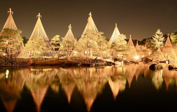 Shirotori Garden illumination