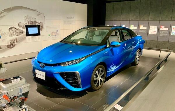 Toyota Automobiles MIRAI
