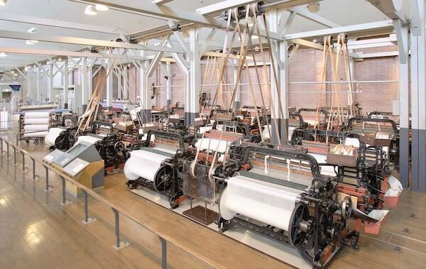 Textile Machinery Pavilion