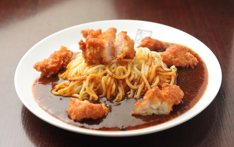 Karaage(fried chicken) Spa
