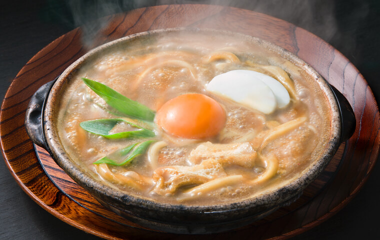 Stewed Curry Udon